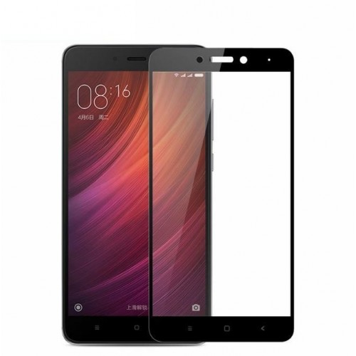 محافظ صفحه نمایش شیشه ای 3D مناسب Xiaomi Redmi Note 4X