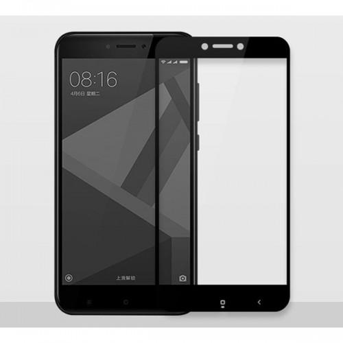 محافظ صفحه نمایش شیشه ای 3D مناسب Xiaomi Redmi 4X