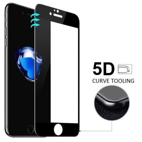 محافظ شیشه ای 5D صفحه نمایش مناسب Apple iPhone 7 Plus