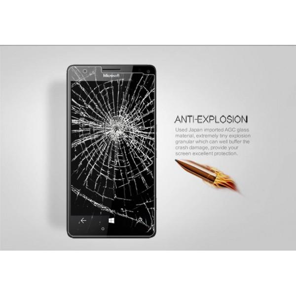 محافظ صفحه نمایش شیشه ای نیلکین H+ Pro Microsoft Lumia 950XL