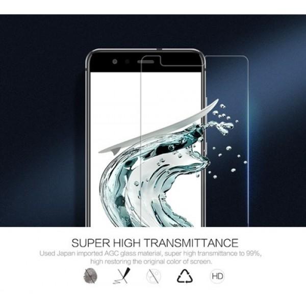 محافظ صفحه نمایش شیشه ای نیلکین H+ Pro Glass Huawei P10 Lite