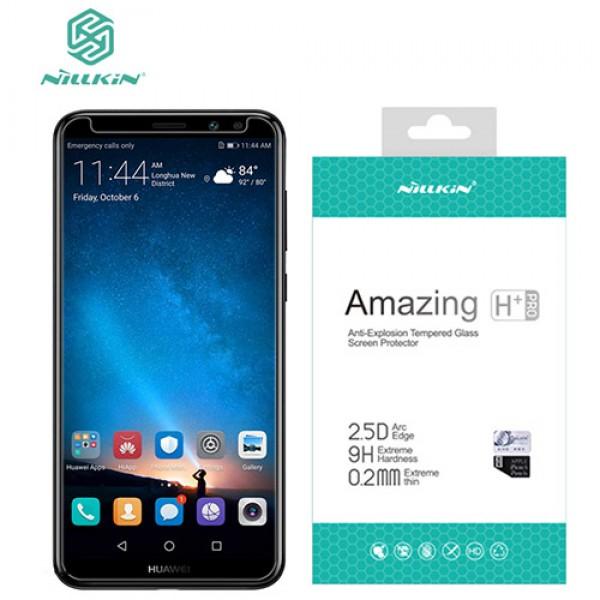 محافظ صفحه نمایش شیشه ای نیلکین H+ Pro Glass Huawei Mate 10 Lite
