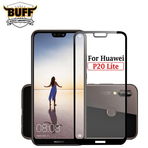 محافظ صفحه نمایش نانو تمام صفحه مارک بوف هواوی Buff Nano Screen Huawei P20 Lite/ Nova 3e