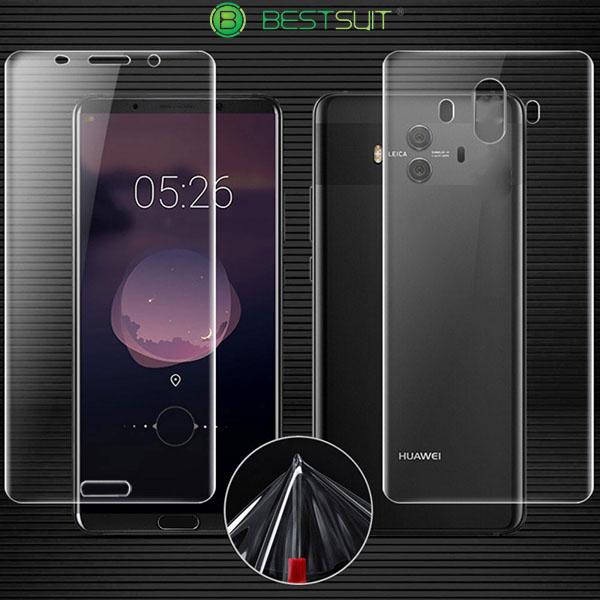 محافظ نانو 360 درجه Bestsuit Anti-Glare مناسب Huawei Mate 10