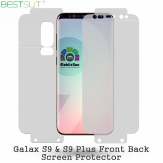 محافظ نانو 360 درجه Anti-Glare Full Body مارک BestSuit مناسب Samsung Galaxy S9 Plus