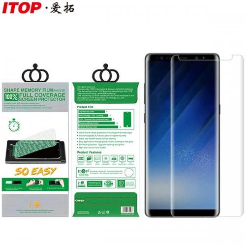 محافظ نانو پشت و رو ضدضربه iTOP so easy برای Samsung Galaxy Note 8