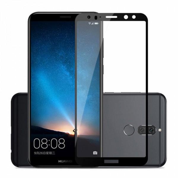 محافظ صفحه نمایش شیشه ای تمام صفحه و خمیده مارک رمو مناسب Huawei Mate 10 Lite
