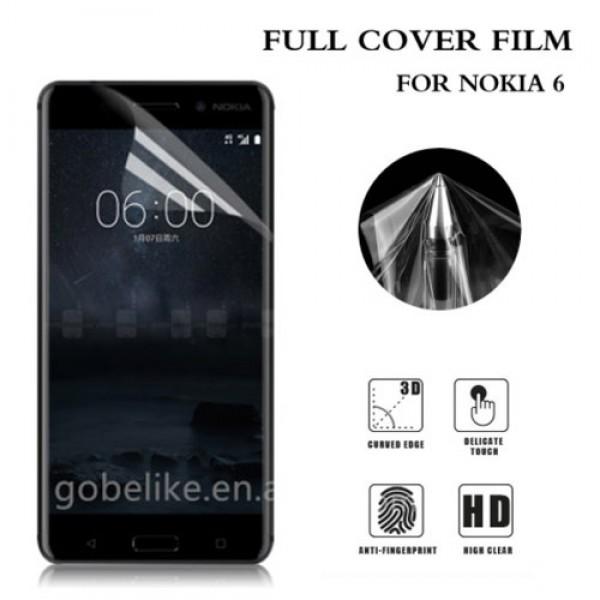 محافظ نانو تمام صفحه مناسب نوکیا Nokia 6