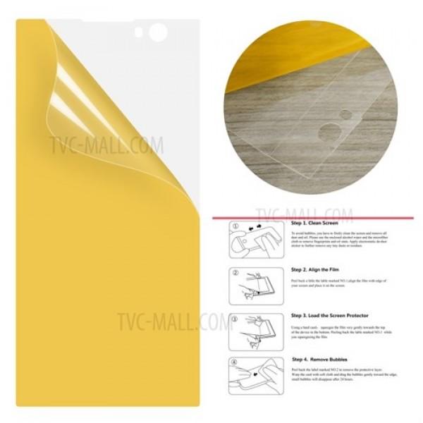 محافظ نانو تمام صفحه مارک رمو مناسب سونی Sony Xperia XA2