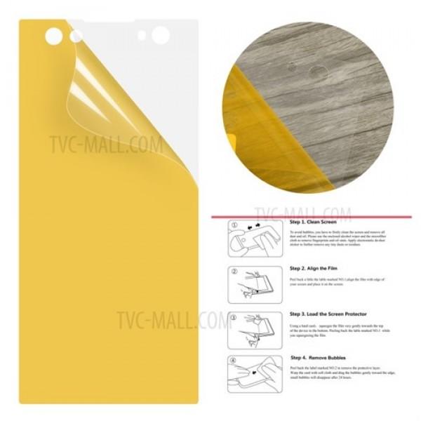محافظ نانو تمام صفحه مارک رمو مناسب سونی Sony Xperia XA2 Ultra