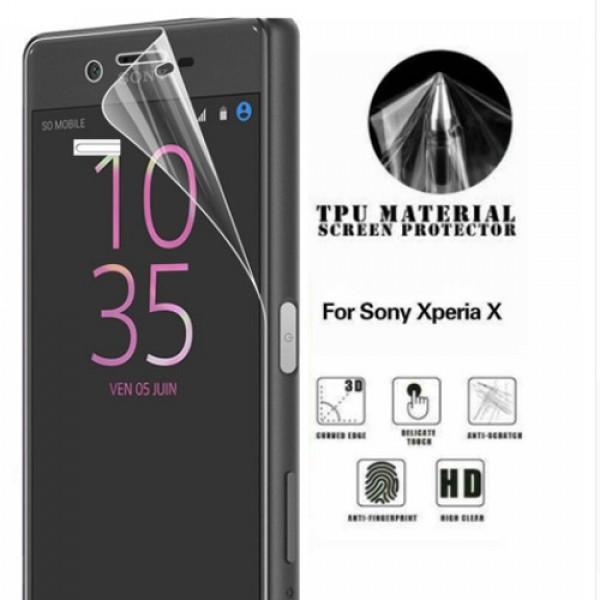 محافظ نانو تمام صفحه مارک V-Max مناسب Sony Xperia X