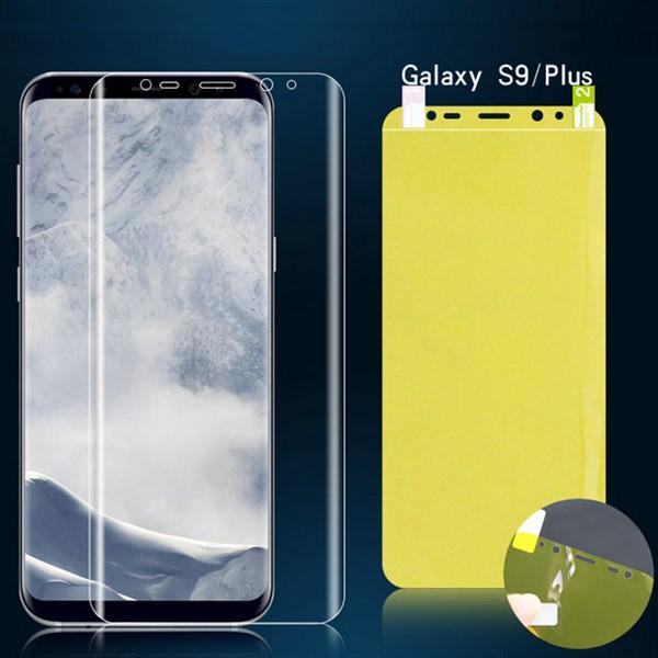 محافظ نانو تمام صفحه مارک V-Max مناسب سامسونگ Samsung Galaxy S9 Plus