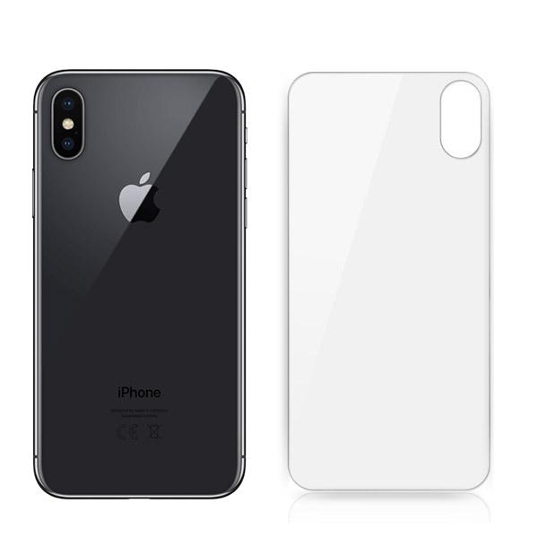 محافظ شیشه ای پشت گوشی Apple iPhone X