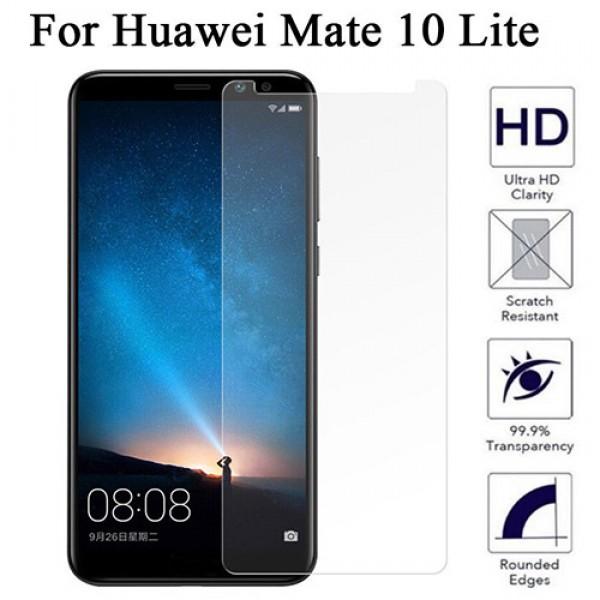 محافظ صفحه نمایش شیشه ای هواوی Huawei Mate 10 Lite
