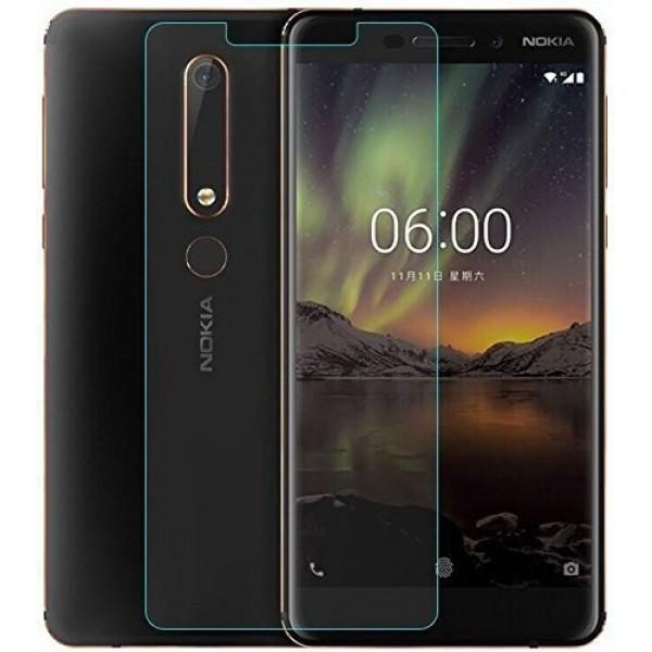 محافظ صفحه نمایش شیشه ای Nokia 6.1 2018