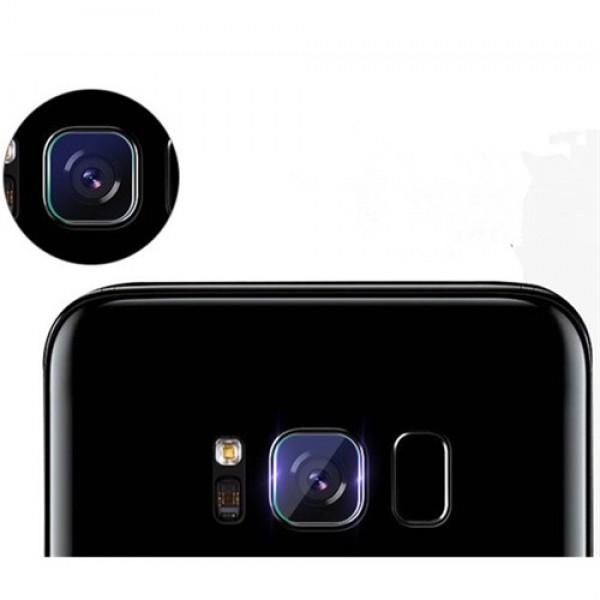 محافظ لنز دوربین شیشه ای موبایل مناسب Samsung Galaxy S8
