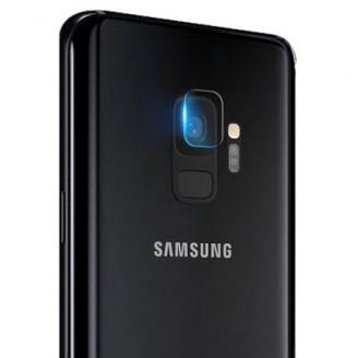 محافظ لنز دوربین شیشه ای موبایل مناسب Samsung Galaxy S9