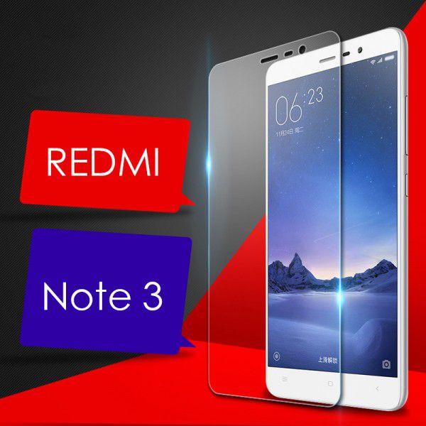 محافظ صفحه نمایش شیشه ای شیائومی Xiaomi Redmi Note 3