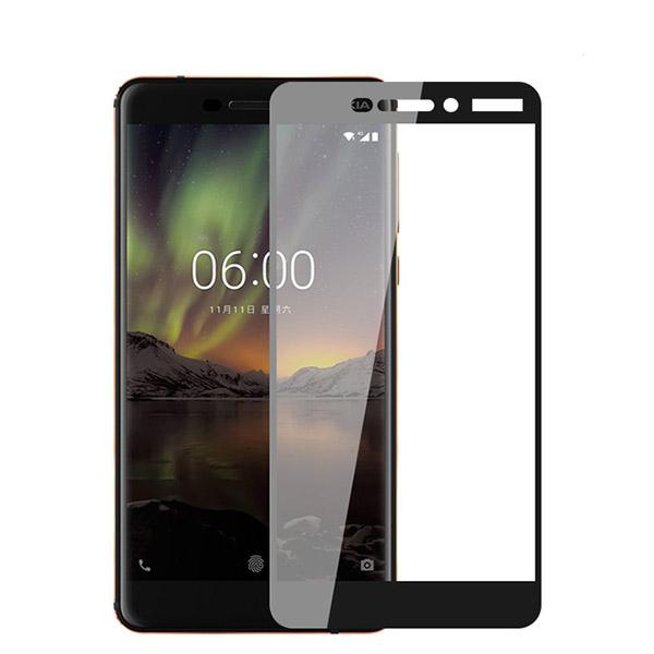 محافظ صفحه نمایش نانو تمام صفحه Nokia (6.1) 6 2018