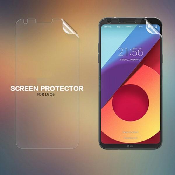 محافظ صفحه نمایش ال جی LG Q6 مارک RG