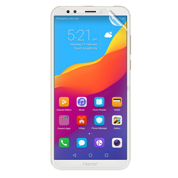 محافظ نانو تمام صفحه مارک رمو مناسب Huawei Y7 Prime 2018