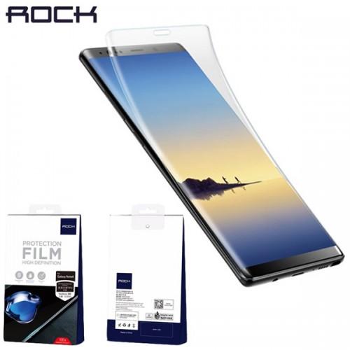 محافظ نانو تمام صفحه مارک Rock مناسب Samsung Galaxy Note 8