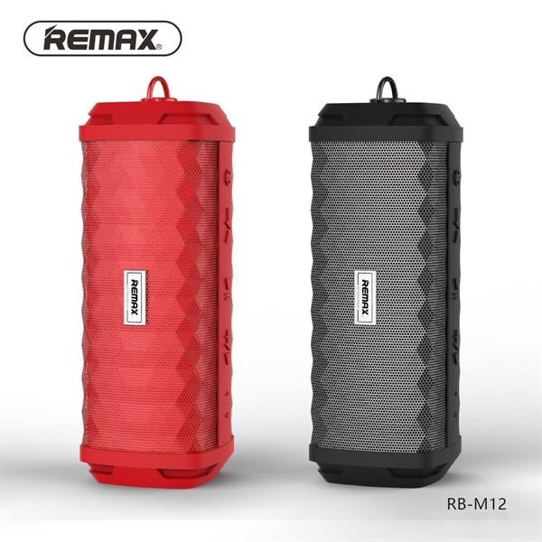 اسپیکر بلوتوث ضد آب ریمکس Remax RB-M12 Bluetooth Waterproof