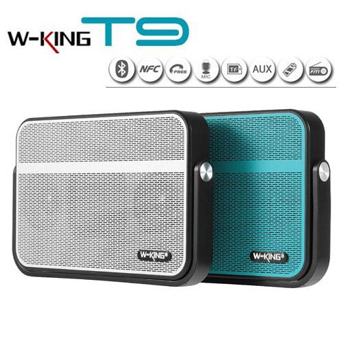 اسپیکر بلوتوث دبلیو کینگ W-King T9