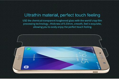 گلس نیلکین Samsung Galaxy A3 2017 / A320 Nillkin H Glass