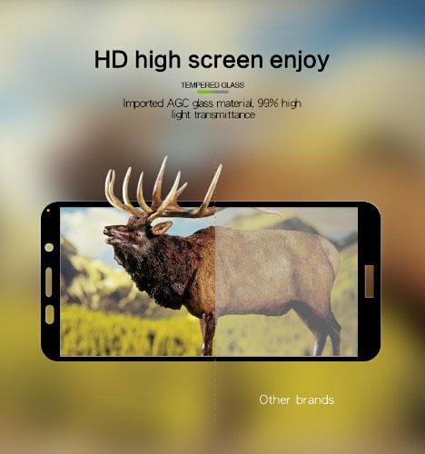 گلس تمام صفحه Huawei Y5 Prime 2018/Y5 2018 TT Full Glue Glass Full Screen Protector