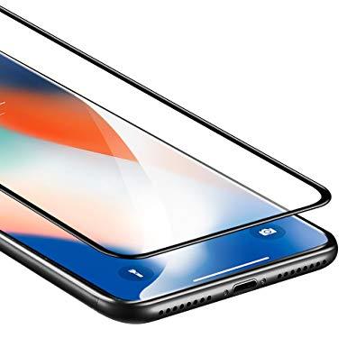 محافظ صفحه شیشه ای تمام صفحه تمام چسب Benovo آیفون Apple iPhone XR
