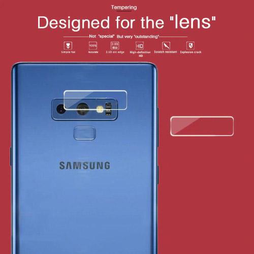 محافظ لنز شیشه ای Samsung Galaxy Note 9 Glass Camera Lens Protector