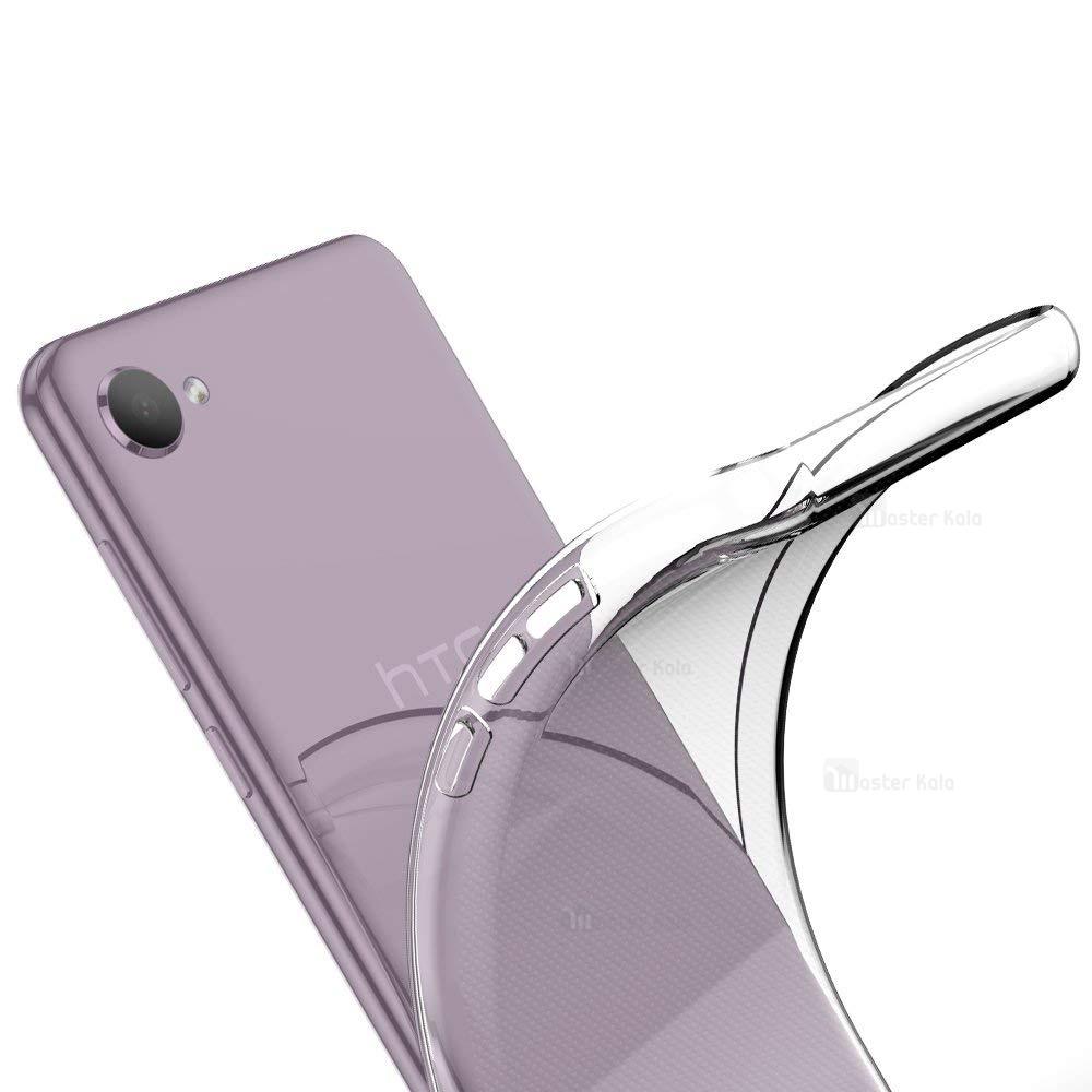 گارد ژله ای HTC Desire 12 Clear Jelly Case