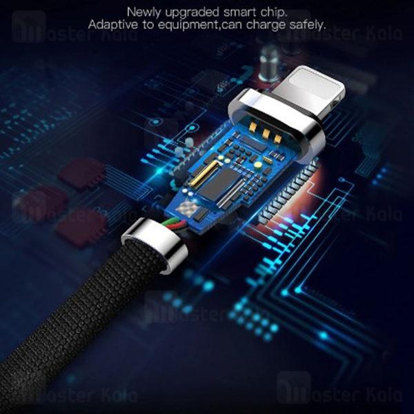 کابل آیفونی بیسوس Baseus Zinc Alloy Lightning Cable
