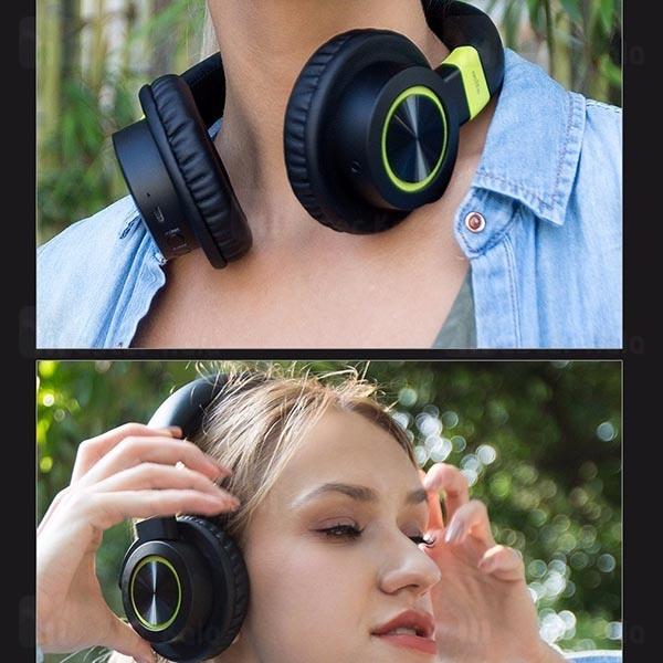 هدفون بلوتوث Mifo F2 Bluetooth Stereo Headphone