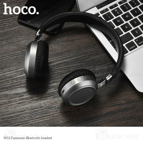 هدست بلوتوث HOCO W13 Fanmusic Wireless Headset