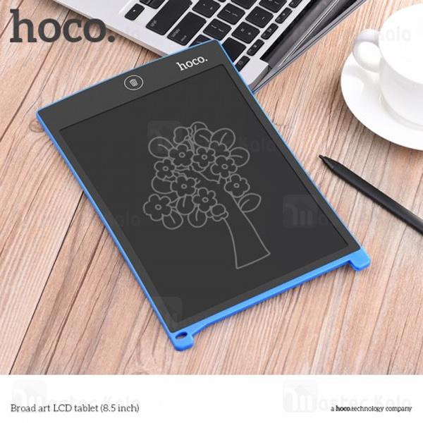 تخته یادداشت Hoco Broad Art LCD Tablet 8.5 inch with Stylus Pen