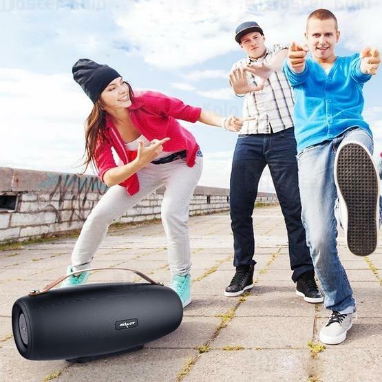 اسپیکر بلوتوث Zealot S27 Bass Wireless Speaker Portable Desktop
