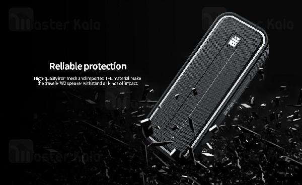 اسپیکر بلوتوث Nillkin W2 IPX7 Traveler Bluetooth Speaker
