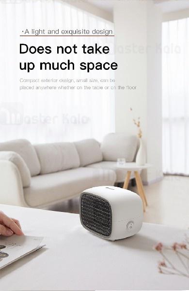 بخاری برقی بیسوس Baseus Warm Little White Fan Heater ACNXB-A0Y