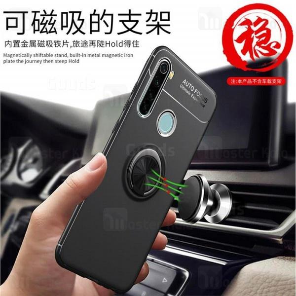 قاب Becation Auto Focus Magnetic Ring Case Xiaomi Redmi Note 8