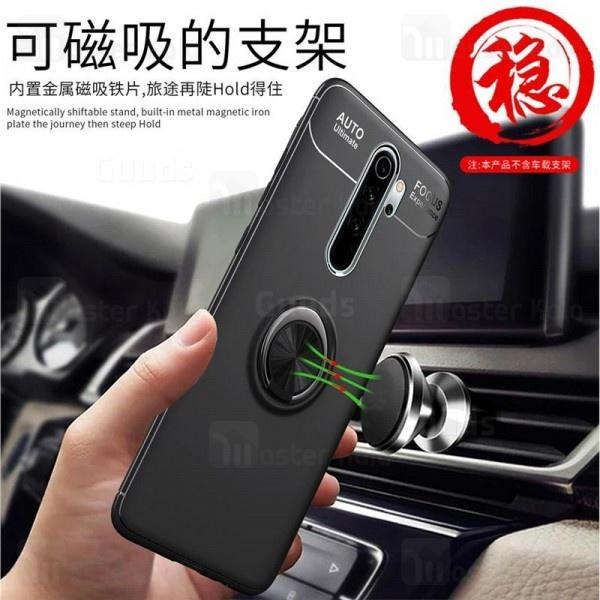 قاب Becation Auto Focus Magnetic Ring Case Xiaomi Redmi Note 8 Pro