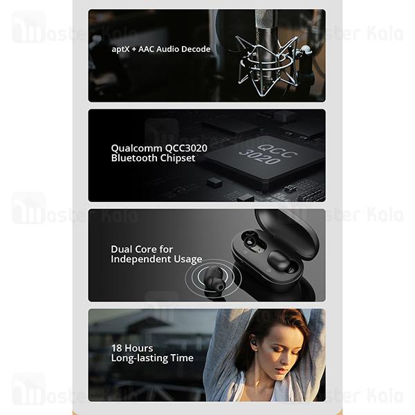هندزفری بلوتوث Haylou GT1 Plus True Wireless Stereo Earbuds