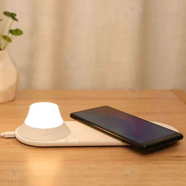 شارژر وایرلس Xiaomi Yeelight YLYD04YI Wireless Quick Fast Charger 10W