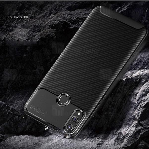 قاب فیبر کربنی Huawei Honor 8x AutoFocus Beetle Case