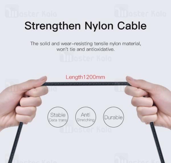 کابل انتقال صدا Yesido YAU-02 Audio Cable 1m