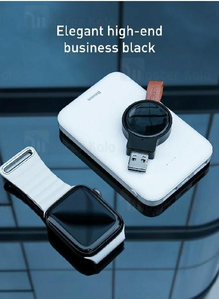 شارژر وایرلس Baseus Dotter Wireless Charger For iWatch 2.5w